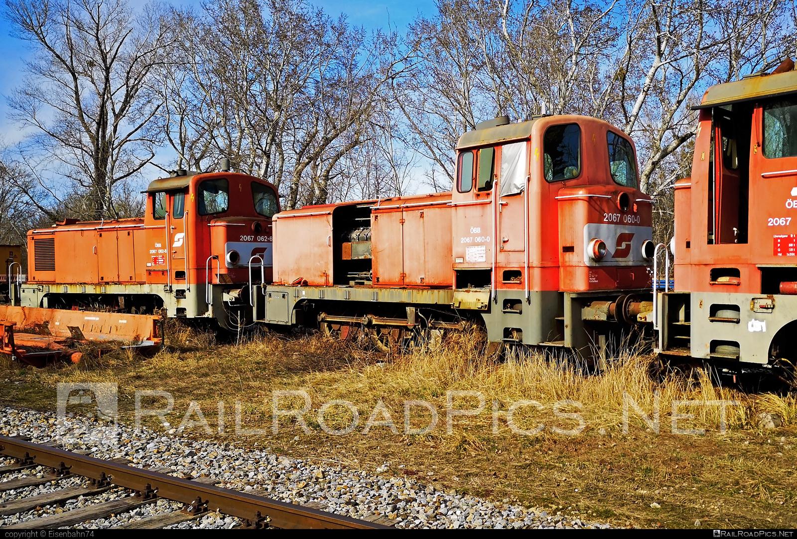SGP ÖBB Class 2067 - 2067 060-0 operated by Österreichische Bundesbahnen #obb #obbclass2067 #osterreichischebundesbahnen #sgp #sgp2067 #simmeringgrazpauker