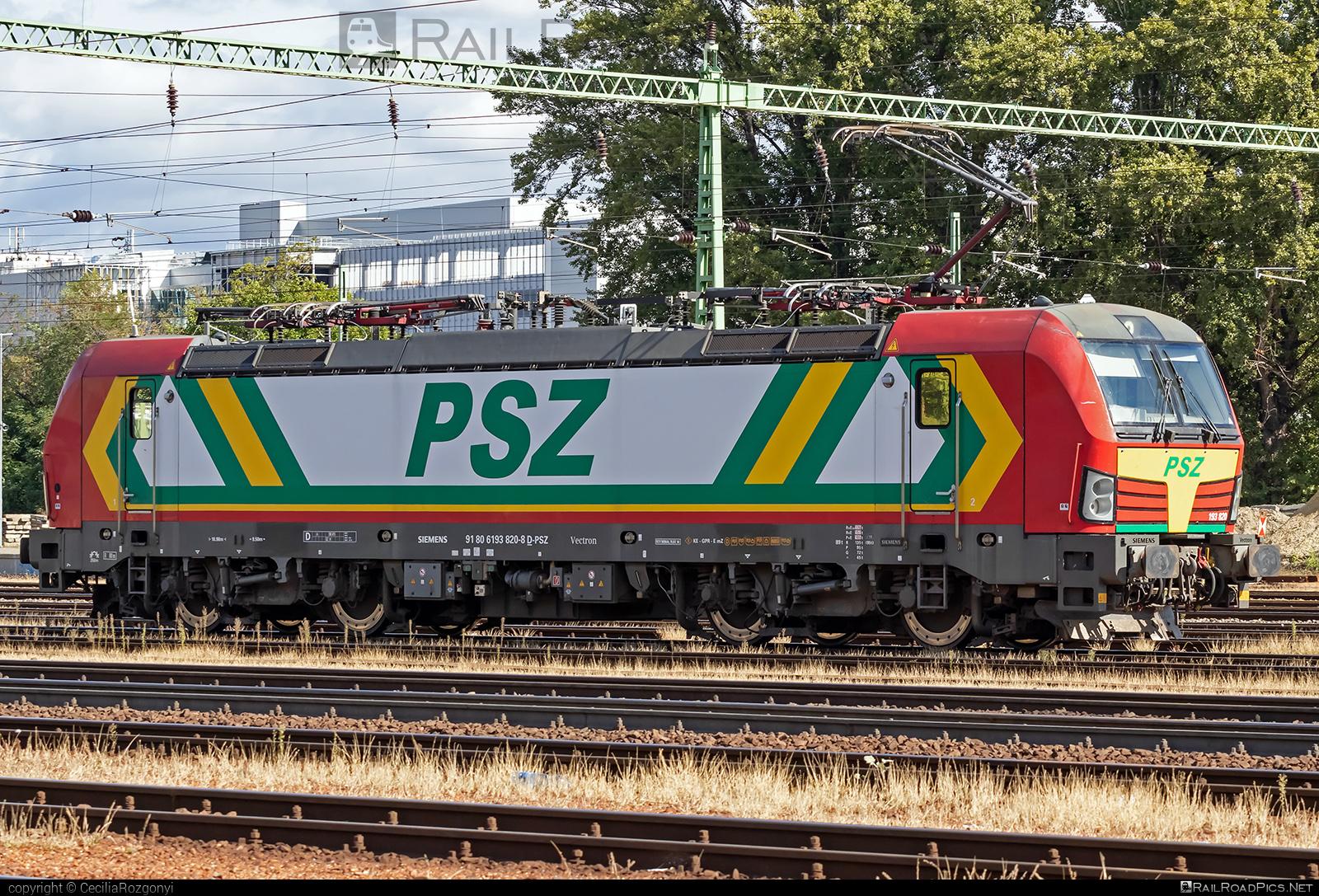 Siemens Vectron MS - 193 820 operated by Prvá Slovenská železničná, a.s. #prvaslovenskazeleznicna #prvaslovenskazeleznicnaas #psz #siemens #siemensvectron #siemensvectronms #vectron #vectronms
