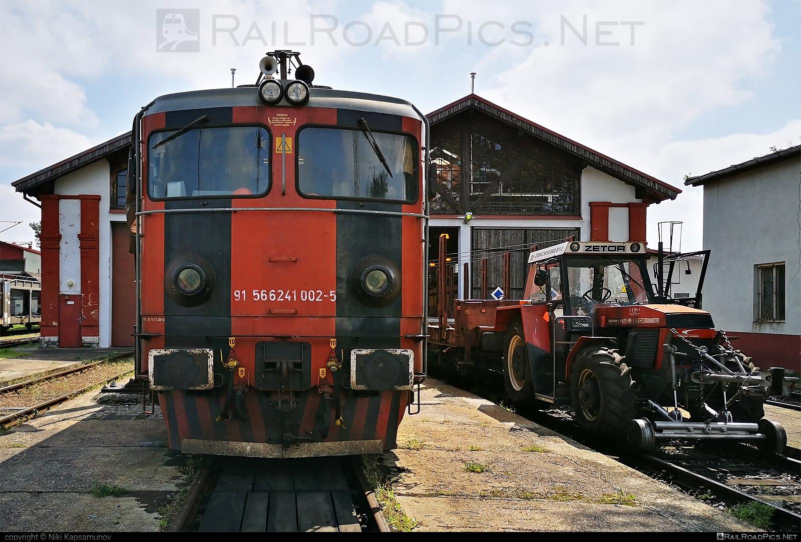 Končar JŽ class 441 - 241 002-5 operated by CENTRAL RAILWAYS s.r.o. #crw #electroputere #jz441 #koncar #koncar441