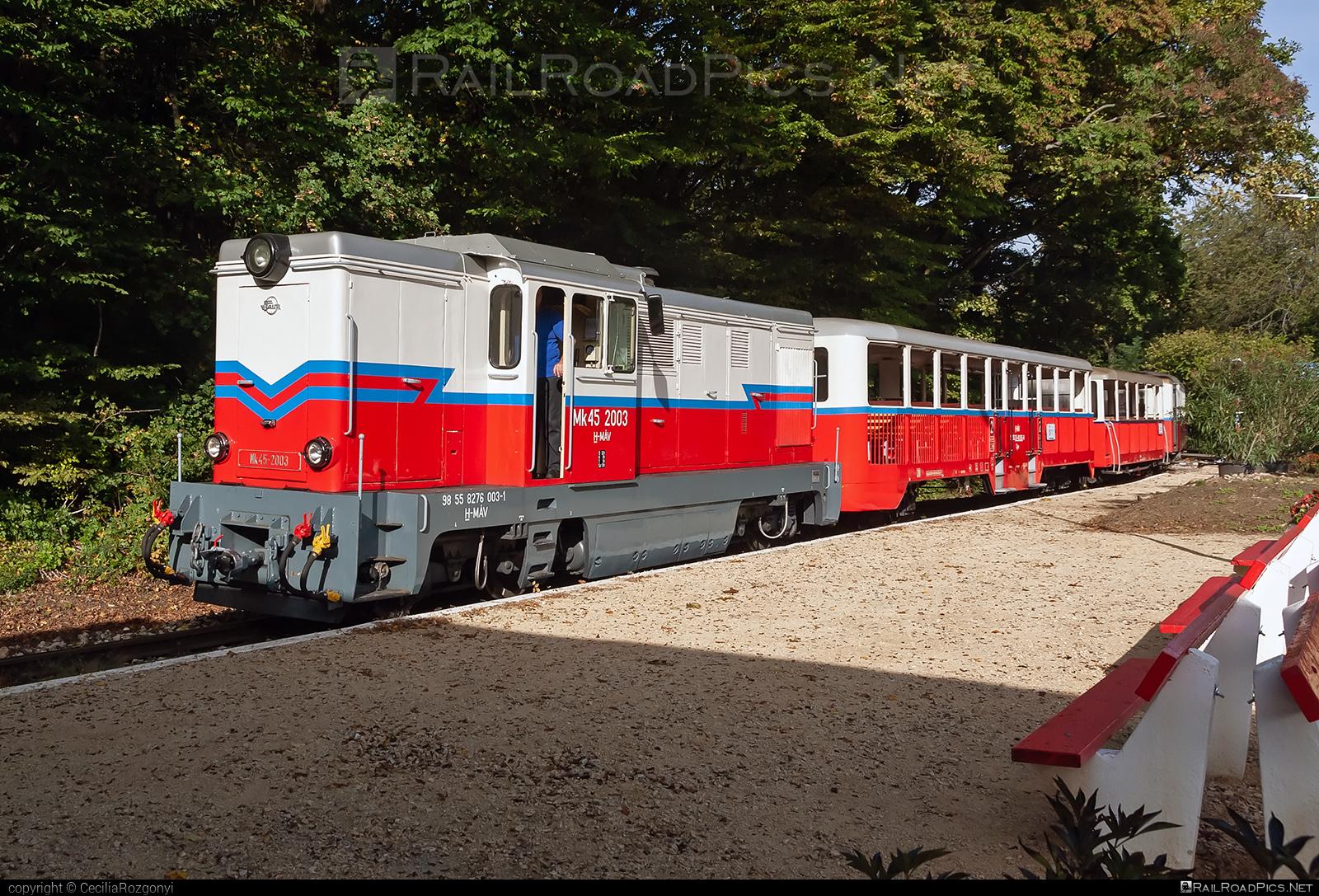 23 August Works (FAUR) L45H - Mk45-2003 operated by Magyar Államvasutak ZRt. #23augustworks #faur #faurl45h #l45h #magyarallamvasutak #magyarallamvasutakzrt #mav #uzinele23august
