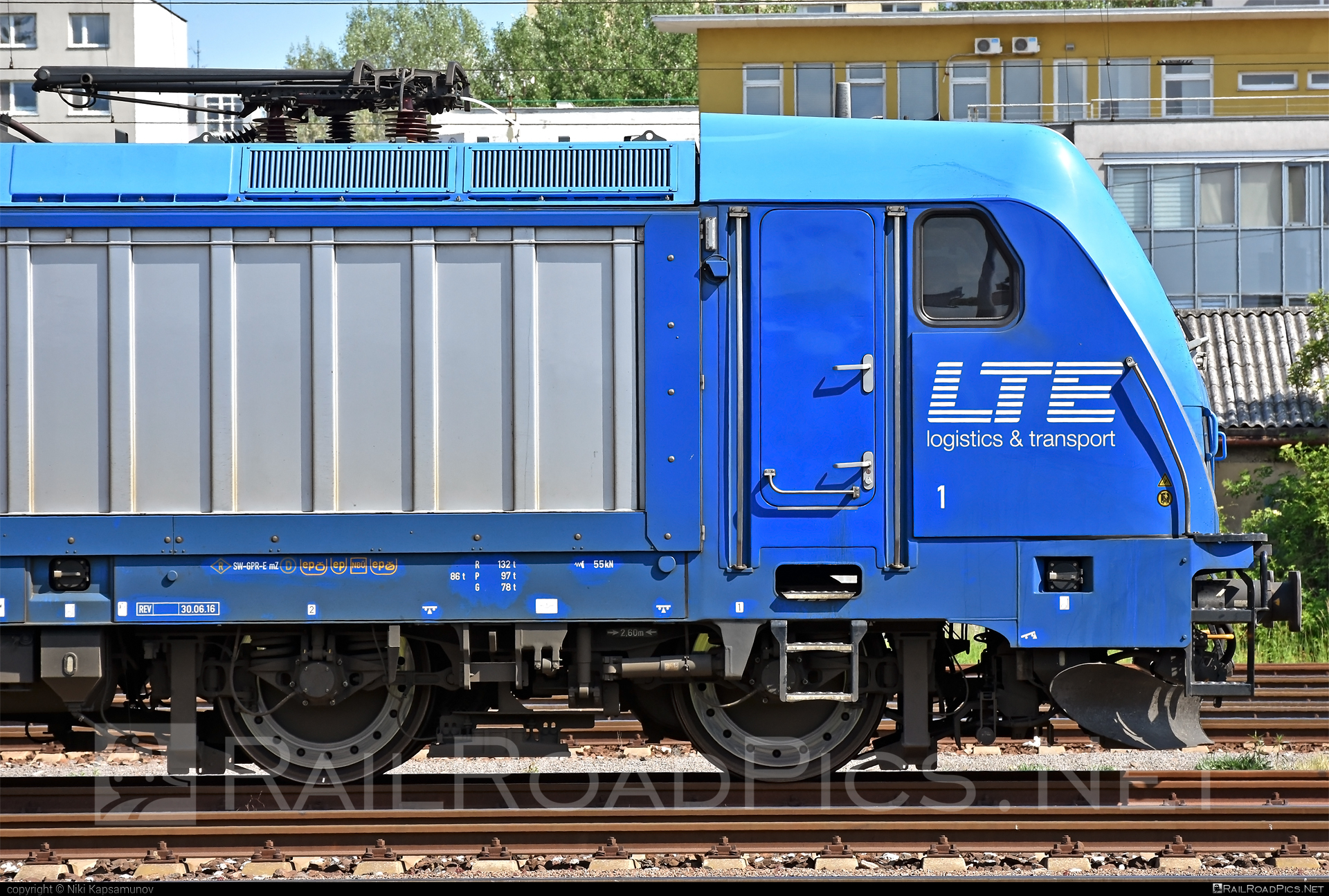 Bombardier TRAXX F160 AC3 - 187 930-3 operated by LTE Logistik und Transport GmbH #bombardier #bombardiertraxx #lte #ltelogistikundtransport #ltelogistikundtransportgmbh #traxx #traxxf160 #traxxf160ac #traxxf160ac3