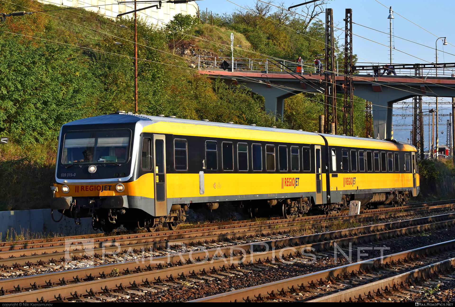 Düwag DB Class 628 - 928 315-0 operated by RegioJet, a.s. #dbclass628 #duewag #duewag628 #duwag #duwag628 #regiojet