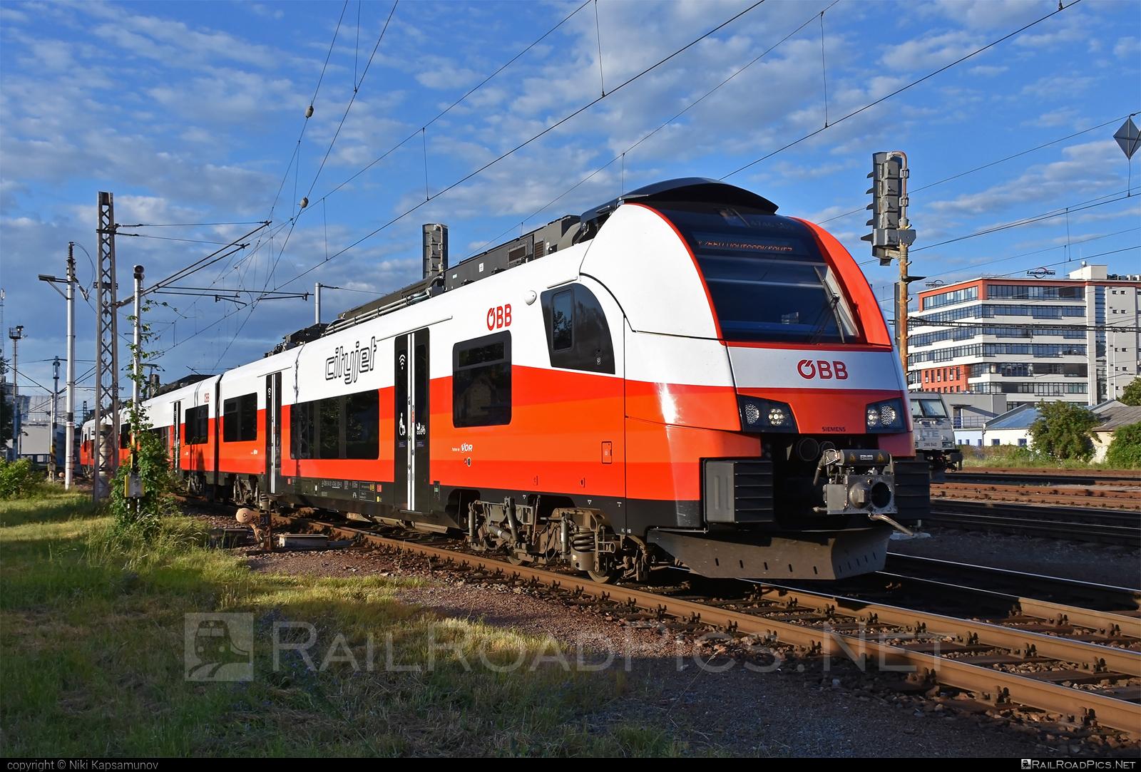 Siemens Desiro ML - 4746 509 operated by Österreichische Bundesbahnen #cityjet #desiro #desiroml #obb #obbcityjet #osterreichischebundesbahnen #siemens #siemensdesiro #siemensdesiroml