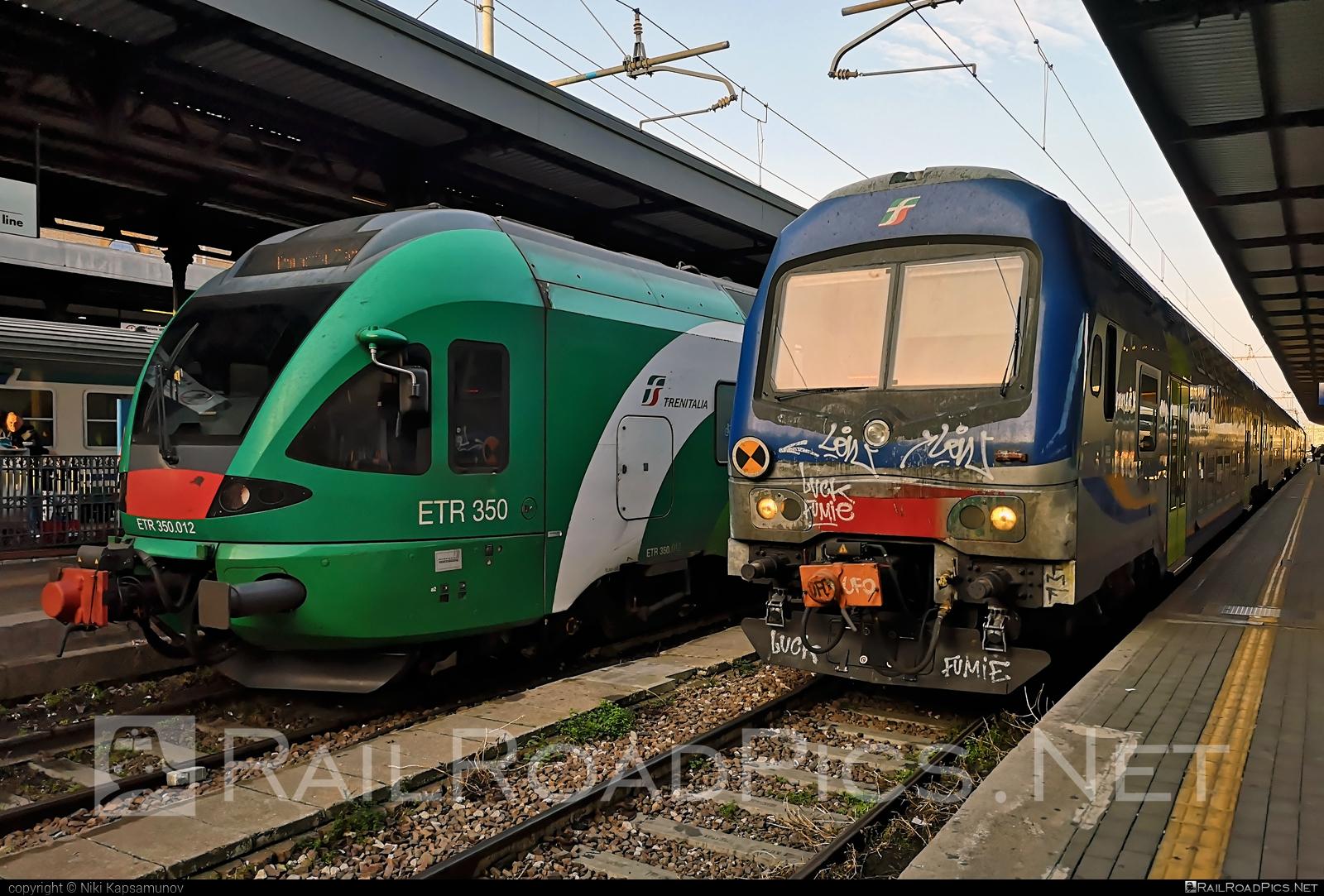 Stadler FLIRT - ETR 350.012 operated by Trenitalia S.p.A. #ferroviedellostato #fs #fsitaliane #stadler #stadlerflirt #stadlerrail #stadlerrailag #trenitalia #trenitaliaspa