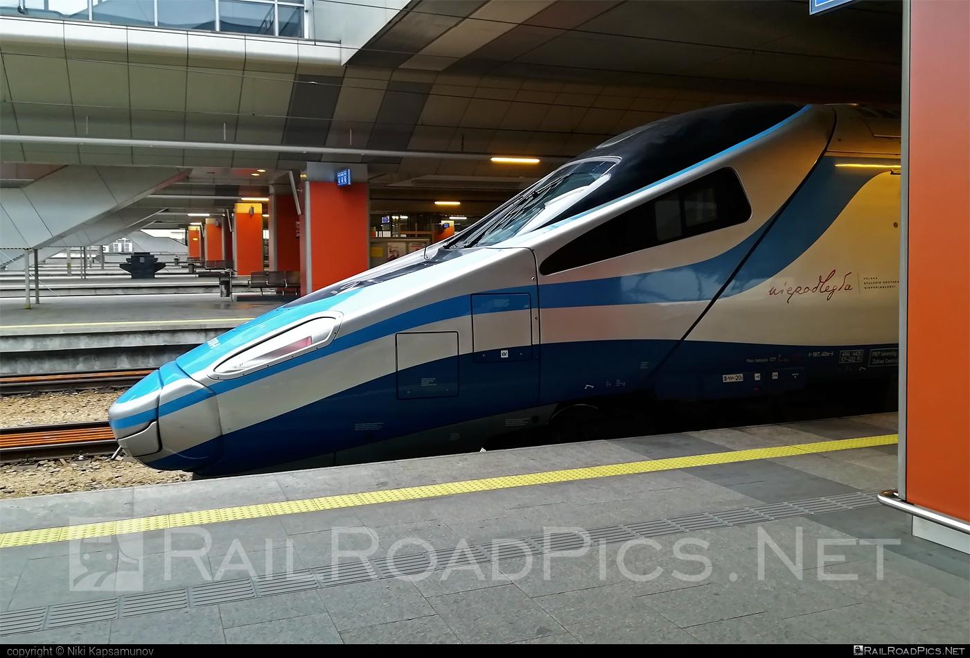 Alstom ED250 - 2 370 078-0 operated by PKP INTERCITY S.A. #alstom #alstomed250 #newpendolino #pendolino #pkp