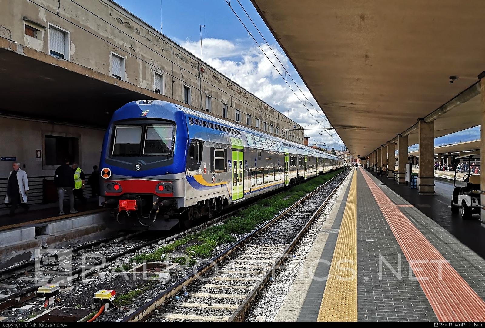 Class B - npBH 26-78 semi-pilot (Vivalto) - 26-78 957-7 operated by Trenitalia S.p.A. #ferroviedellostato #fs #fsitaliane #npbh #trenitalia #trenitaliaspa #vivalto