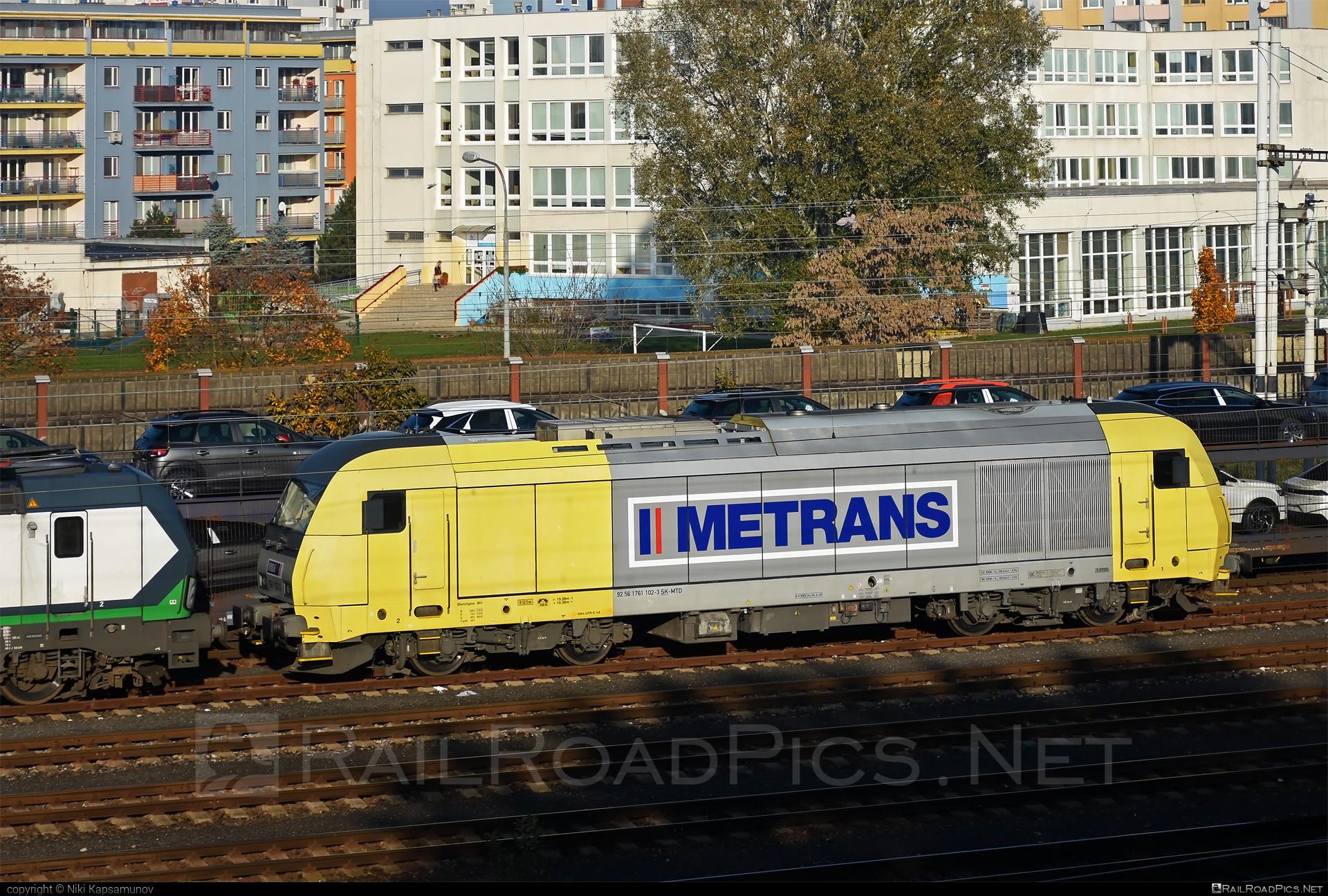 Siemens ER20 - 761 102-3 operated by METRANS (Danubia) a.s. #er20 #er20hercules #eurorunner #hhla #metrans #metransdanubia #siemens #siemenser20 #siemenser20hercules #siemenseurorunner #siemenshercules