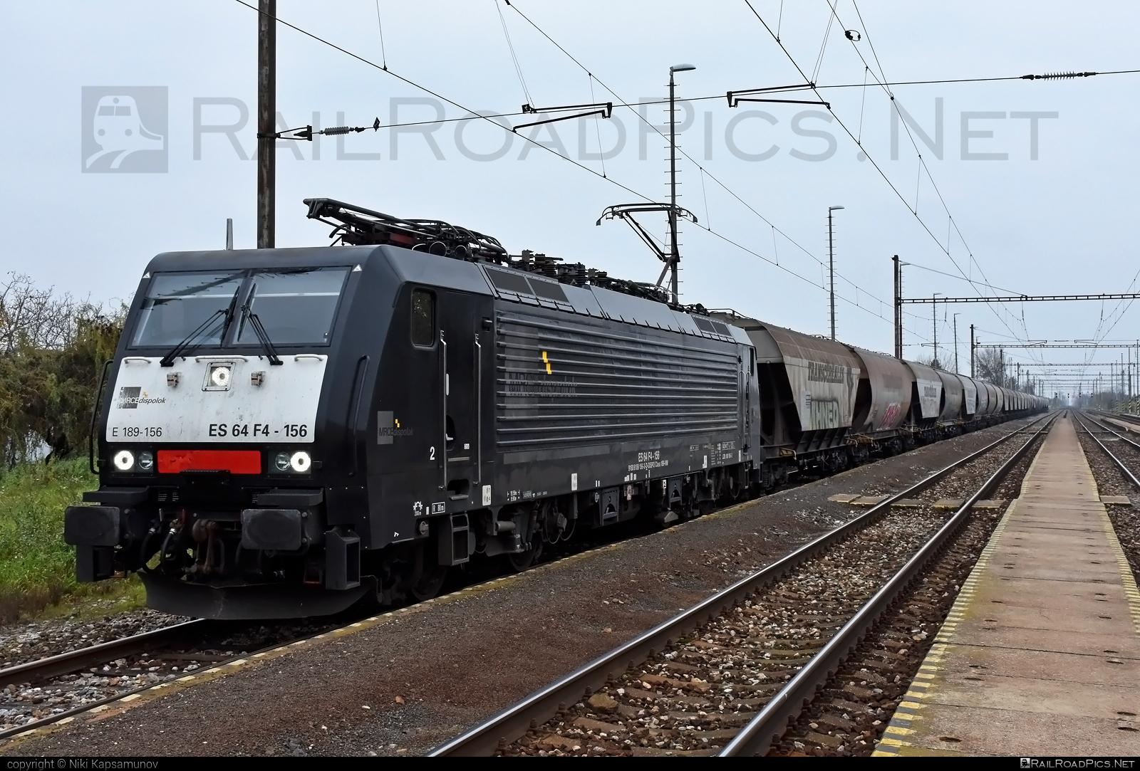 Siemens ES 64 F4 - 189 156-3 operated by Retrack Slovakia s. r. o. #dispolok #es64 #es64f4 #eurosprinter #hopperwagon #mitsuirailcapitaleurope #mitsuirailcapitaleuropegmbh #mrce #retrack #retrackslovakia #siemens #siemenses64 #siemenses64f4 #transcereales