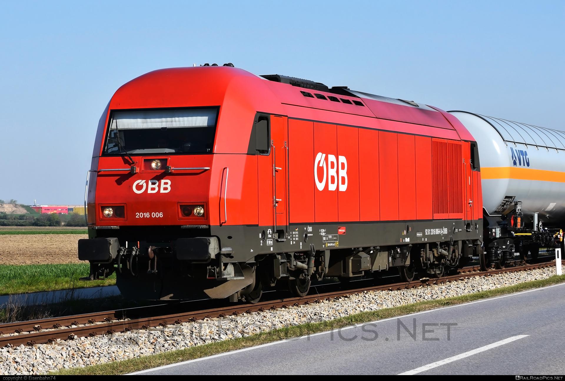Siemens ER20 - 2016 006 operated by Österreichische Bundesbahnen #er20 #er20hercules #eurorunner #obb #osterreichischebundesbahnen #siemens #siemenser20 #siemenser20hercules #siemenseurorunner #siemenshercules
