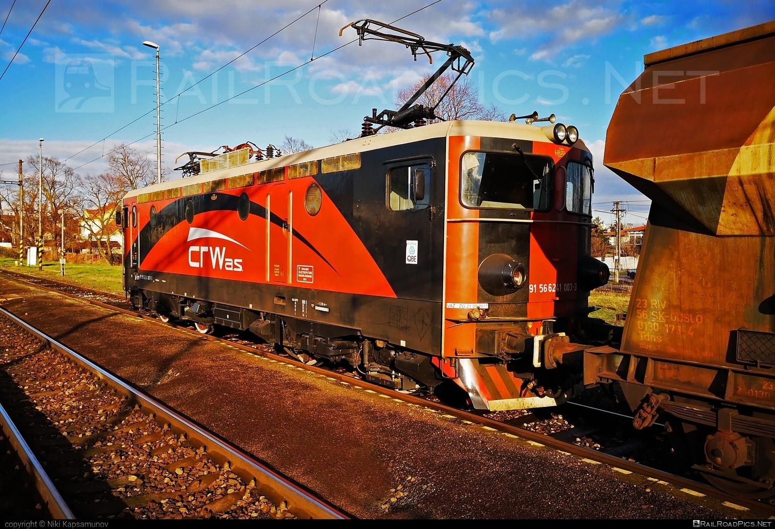 Končar JŽ class 441 - 241 003-3 operated by CENTRAL RAILWAYS s.r.o. #centralrailways #crw #jz441 #koncar #koncar441