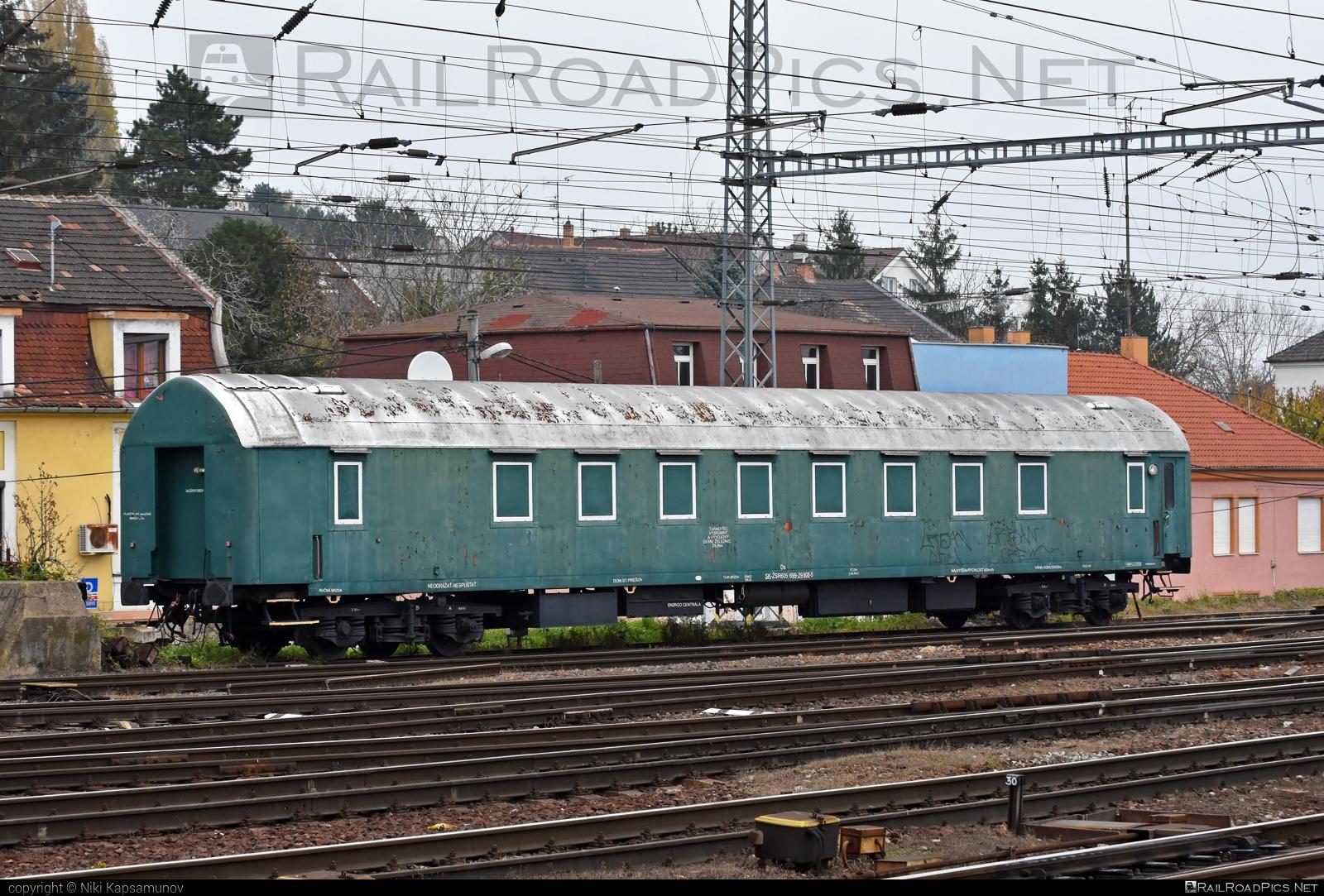 Class D - Ds - 99-29 808-5 operated by Železnice Slovenskej Republiky #zelezniceslovenskejrepubliky #zsr