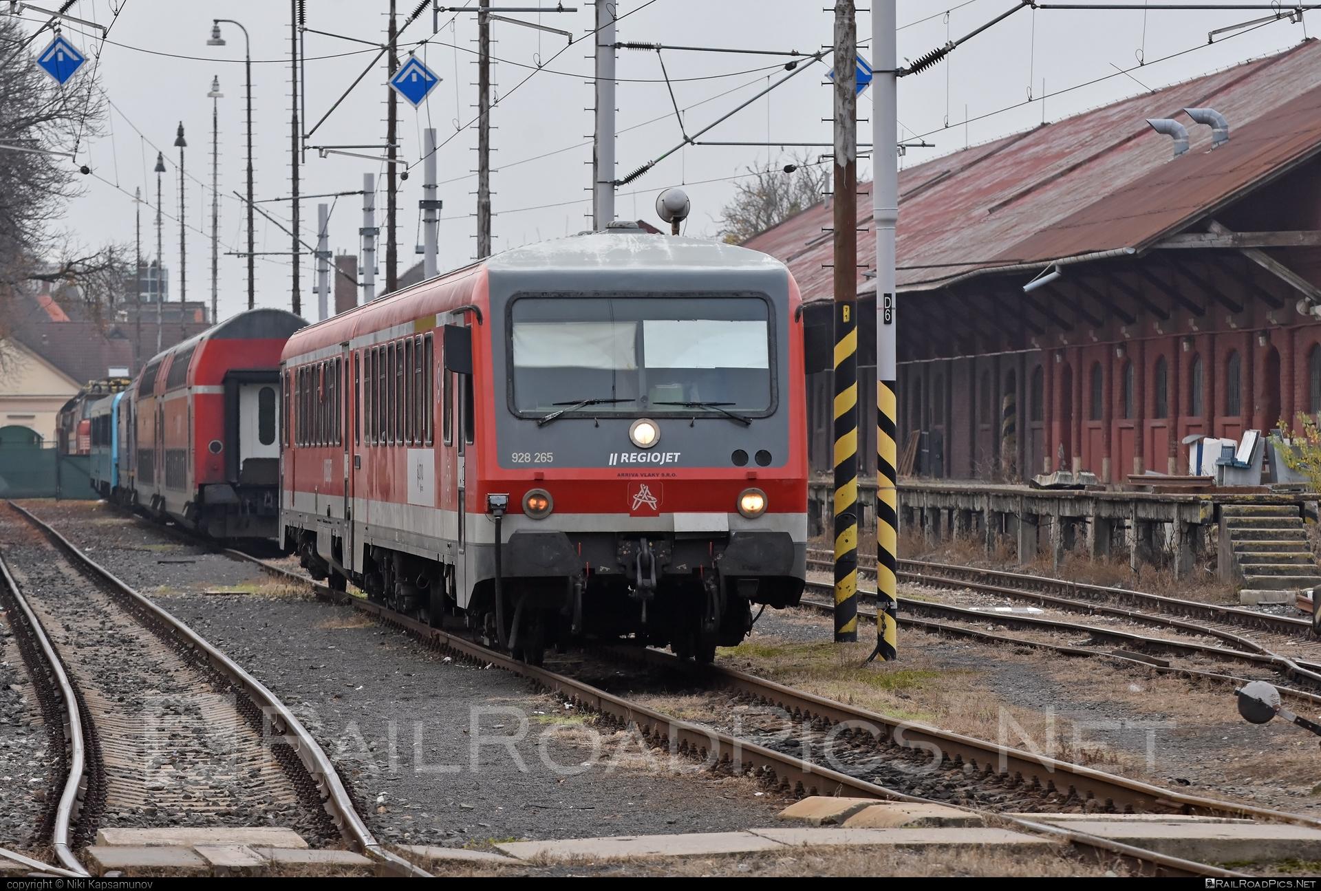 Düwag DB Class 628 - 928 265 operated by RegioJet, a.s. #arriva #arrivavlaky #arrivavlakysro #dbclass628 #duewag #duewag628 #duwag #duwag628 #regiojet