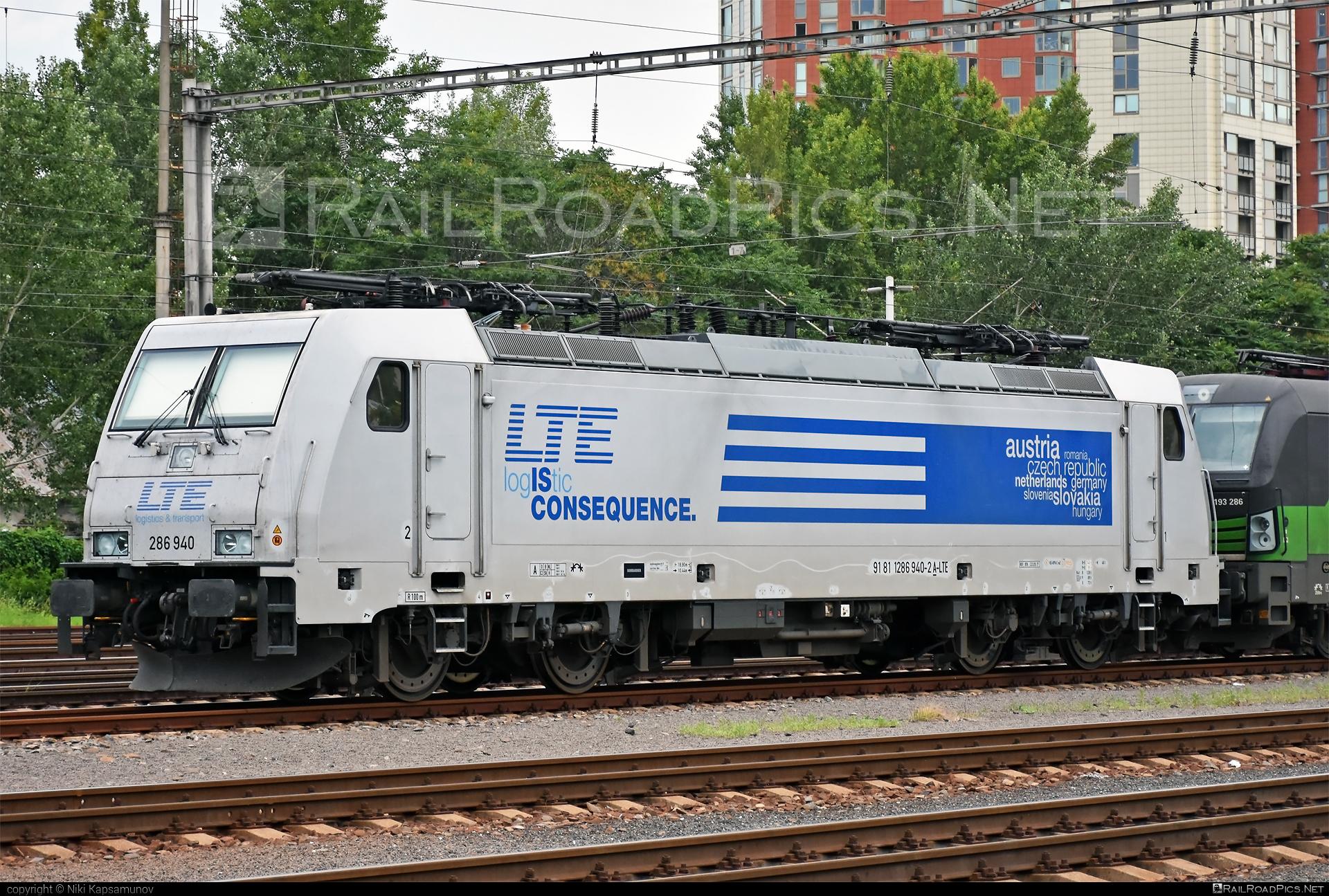 Bombardier TRAXX F140 MS - 286 940 operated by LTE Logistik und Transport GmbH #bombardier #bombardiertraxx #lte #ltelogistikundtransport #ltelogistikundtransportgmbh #rhenus #traxx #traxxf140 #traxxf140ms