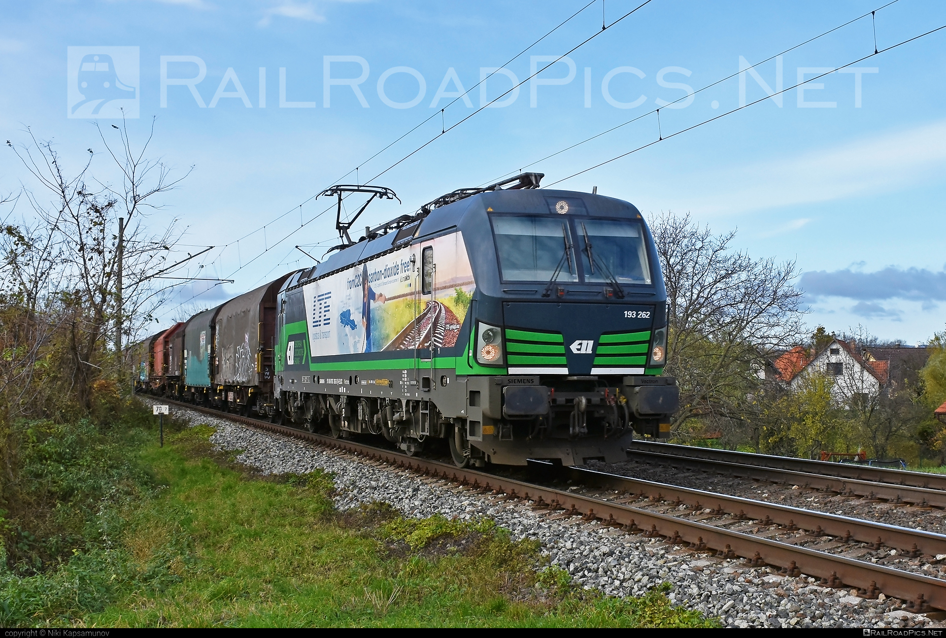 Siemens Vectron MS - 193 262 operated by LTE Logistik und Transport GmbH #ell #ellgermany #eloc #europeanlocomotiveleasing #lte #ltelogistikundtransport #ltelogistikundtransportgmbh #siemens #siemensvectron #siemensvectronms #vectron #vectronms