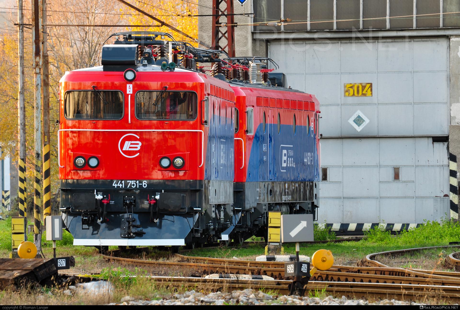 Končar JŽ class 441 - 441 751-6 operated by Srbija voz a.d. #jz441 #koncar #koncar441 #srbijavoz #srbijavozad