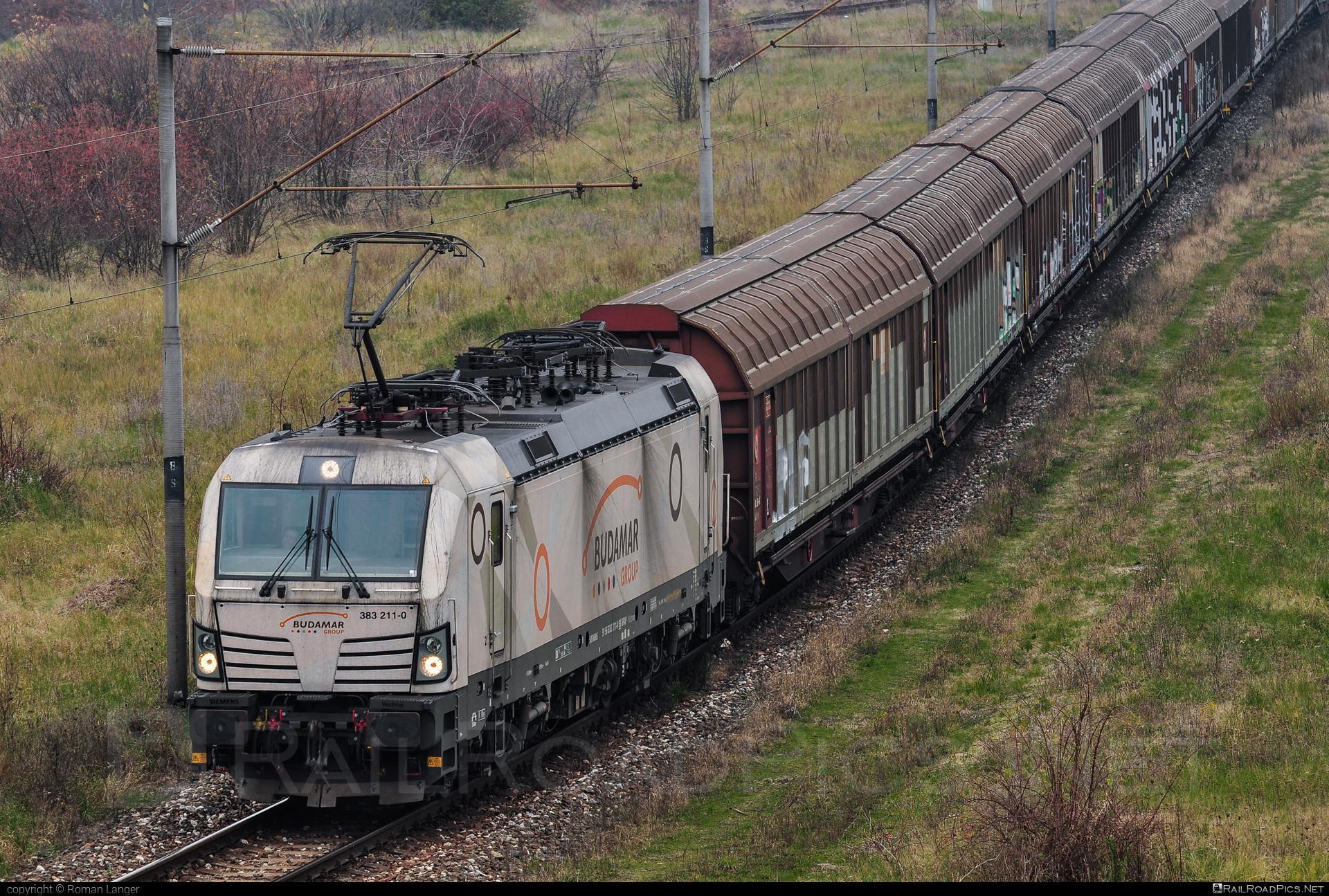 Siemens Vectron MS - 383 211-0 operated by LOKORAIL, a.s. #budamar #lokorail #lrl #siemens #siemensvectron #siemensvectronms #slovenskaplavbaapristavy #slovenskaplavbaapristavyas #spap #vectron #vectronms
