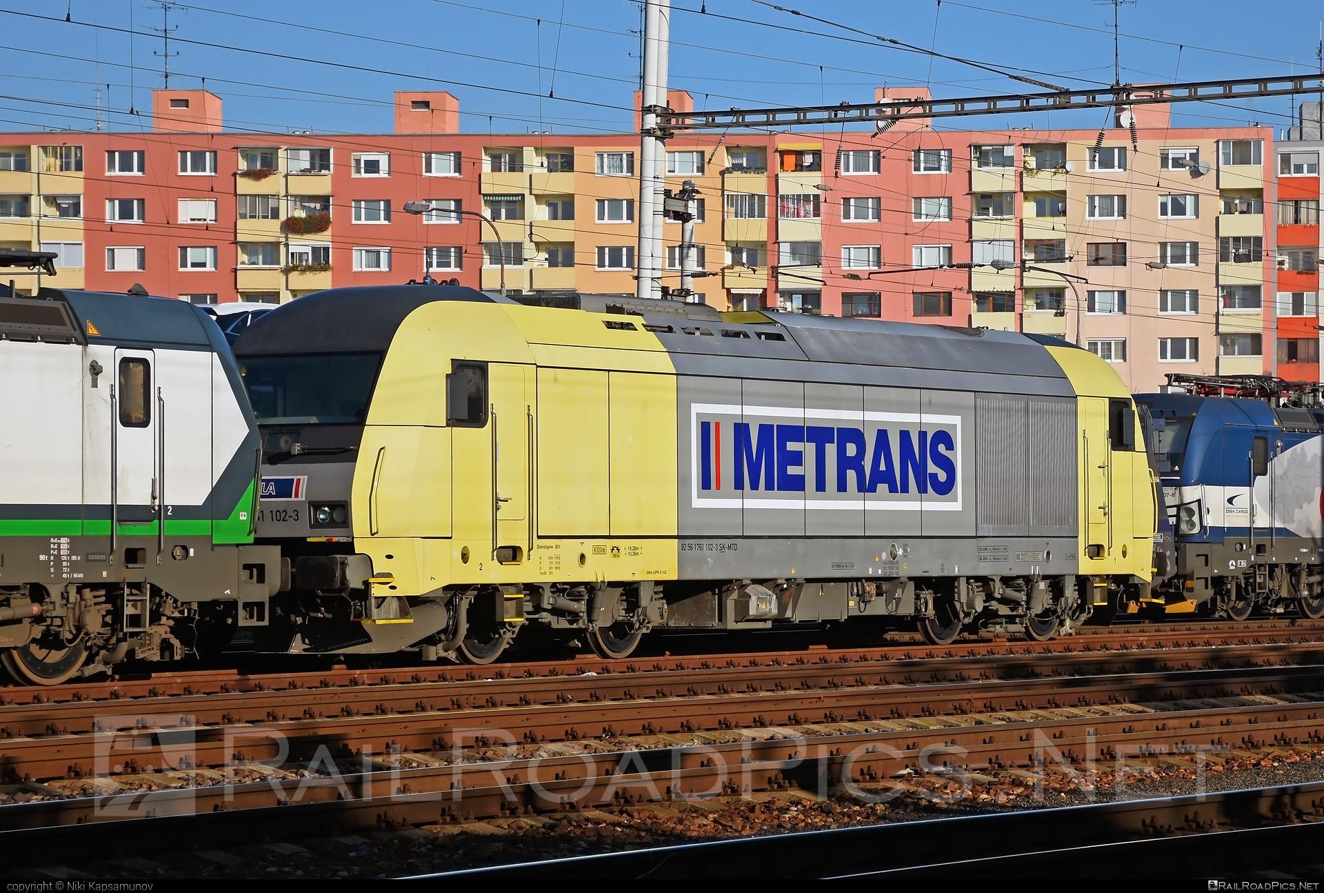 Siemens ER20 - 761 102-3 operated by METRANS (Danubia) a.s. #er20 #er20hercules #eurorunner #hercules #hhla #metrans #metransdanubia #siemens #siemenser20 #siemenser20hercules #siemenseurorunner #siemenshercules