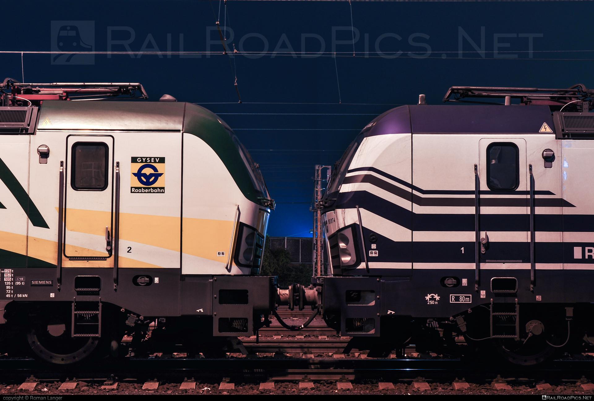 Siemens Vectron AC - 471 001 operated by Wiener Lokalbahnen Cargo GmbH #gyorsopronebenfurtivasutreszvenytarsasag #gysev #siemens #siemensvectron #siemensvectronac #vectron #vectronac #wienerlokalbahnencargo #wienerlokalbahnencargogmbh #wlc