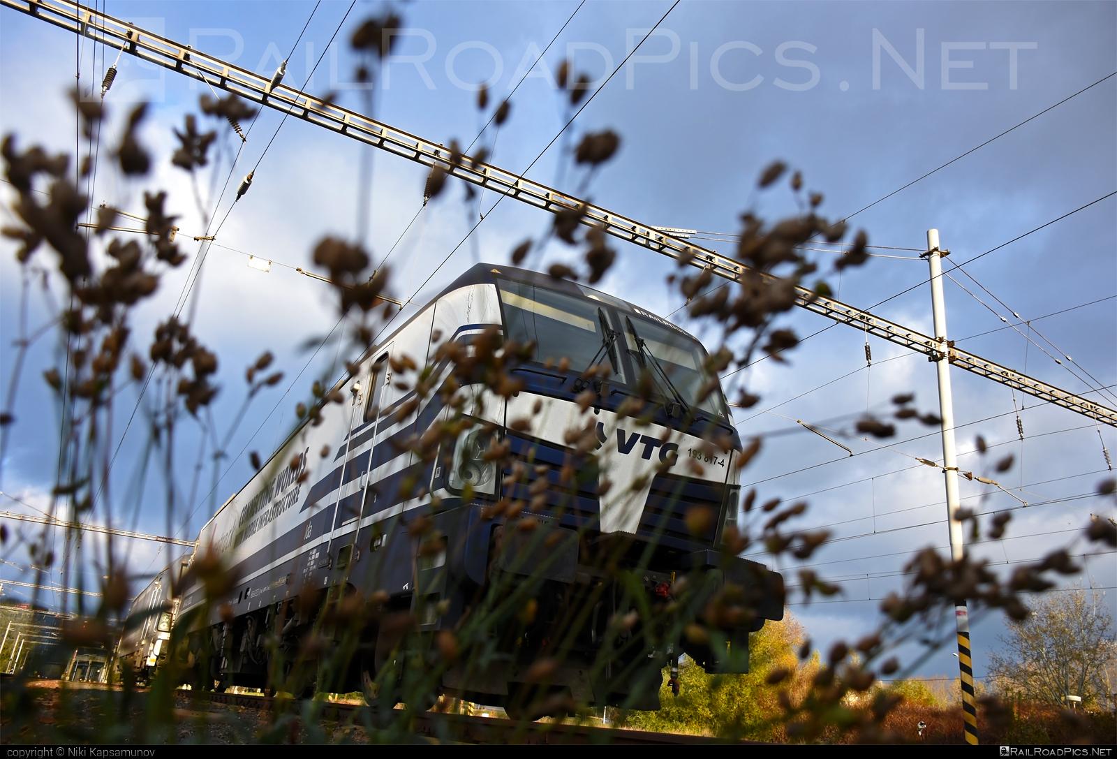 Siemens Vectron AC - 193 817-4 operated by Retrack Slovakia s. r. o. #railpool #railpoolgmbh #retrack #retrackslovakia #siemens #siemensvectron #siemensvectronac #vectron #vectronac #vtg