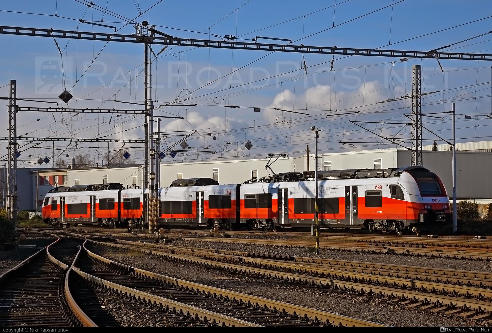 Siemens Desiro ML - 4746 061 operated by Österreichische Bundesbahnen #cityjet #desiro #desiroml #obb #obbcityjet #osterreichischebundesbahnen #siemens #siemensdesiro #siemensdesiroml