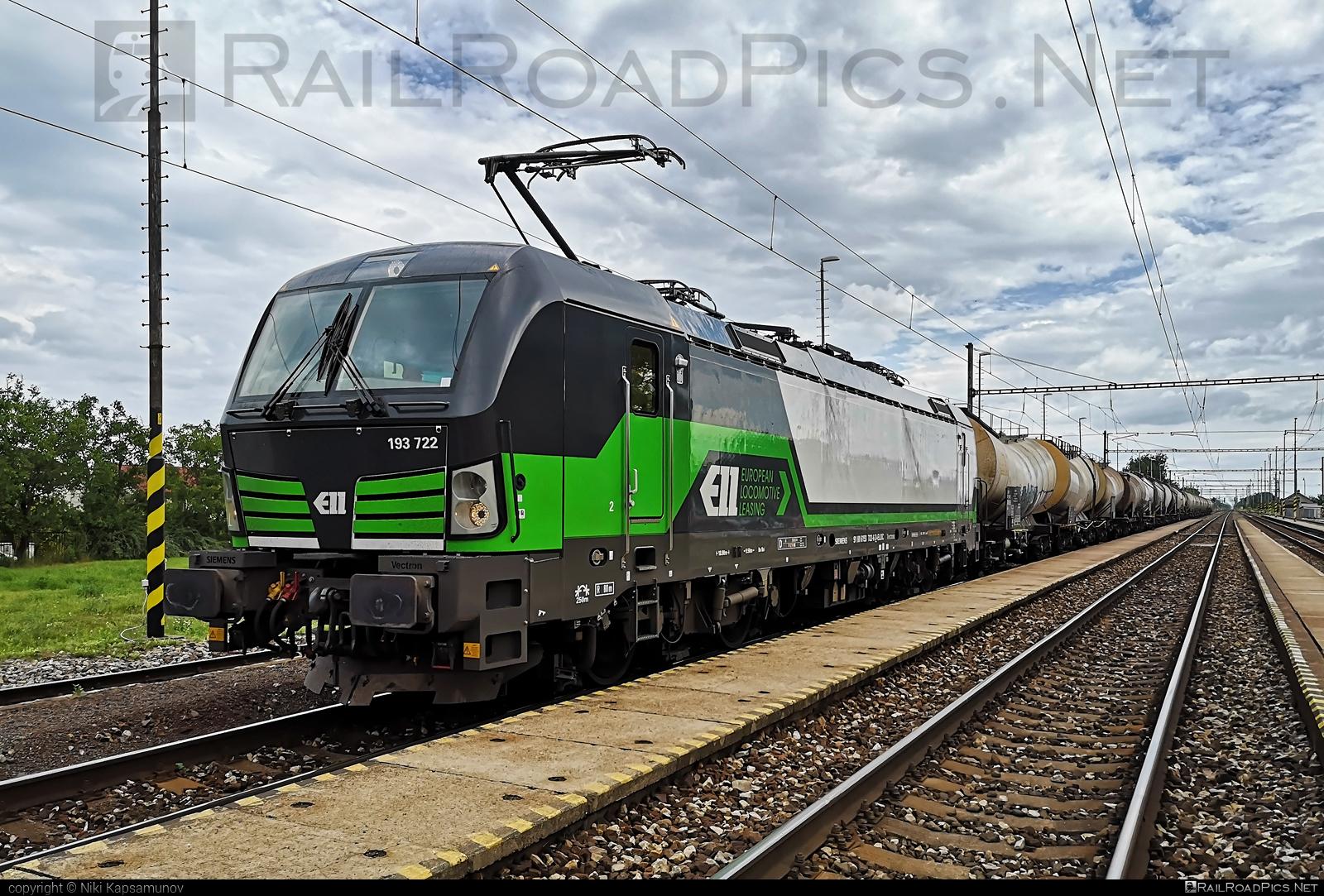 Siemens Vectron MS - 193 722 operated by Salzburger Eisenbahn Transportlogistik GmbH #SalzburgerEisenbahnTransportlogistik #SalzburgerEisenbahnTransportlogistikGmbH #ell #ellgermany #eloc #europeanlocomotiveleasing #setg #siemens #siemensvectron #siemensvectronms #vectron #vectronms