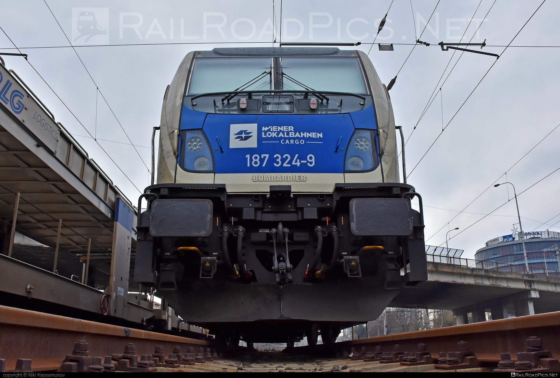 Bombardier TRAXX F160 AC3 - 187 324-9 operated by Salzburger Eisenbahn Transportlogistik GmbH #SalzburgerEisenbahnTransportlogistik #SalzburgerEisenbahnTransportlogistikGmbH #bombardier #bombardiertraxx #setg #traxx #traxxf160 #traxxf160ac #traxxf160ac3 #wienerlokalbahnencargo #wienerlokalbahnencargogmbh #wlc
