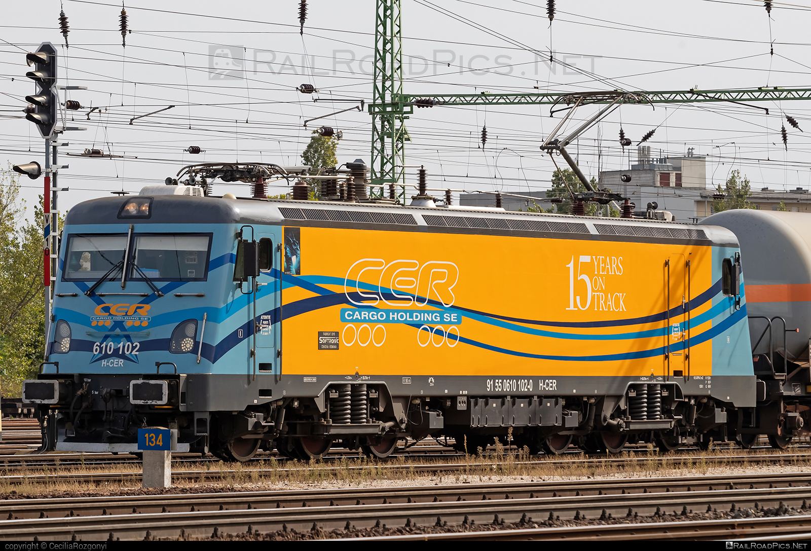 Softronic Transmontana - 610 102 operated by CER Cargo Holding SE #cer #cercargoholding #cercargoholdingse #softronic #softronictransmontana #transmontana