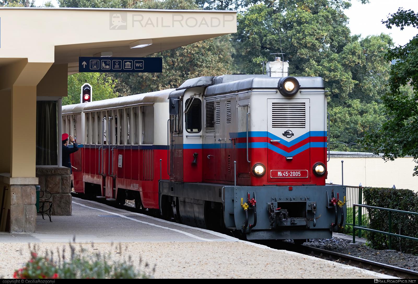 23 August Works (FAUR) L45H - Mk45-2005 operated by Magyar Államvasutak ZRt. #23augustworks #faur #faurl45h #l45h #magyarallamvasutak #magyarallamvasutakzrt #mav #uzinele23august