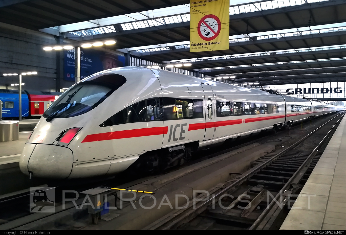 Consortium DWA ICE T - 411 567-1 operated by Deutsche Bahn / DB AG #consortiumdwa #db #dbicet #deutschebahn #dwa #ice #icettrain