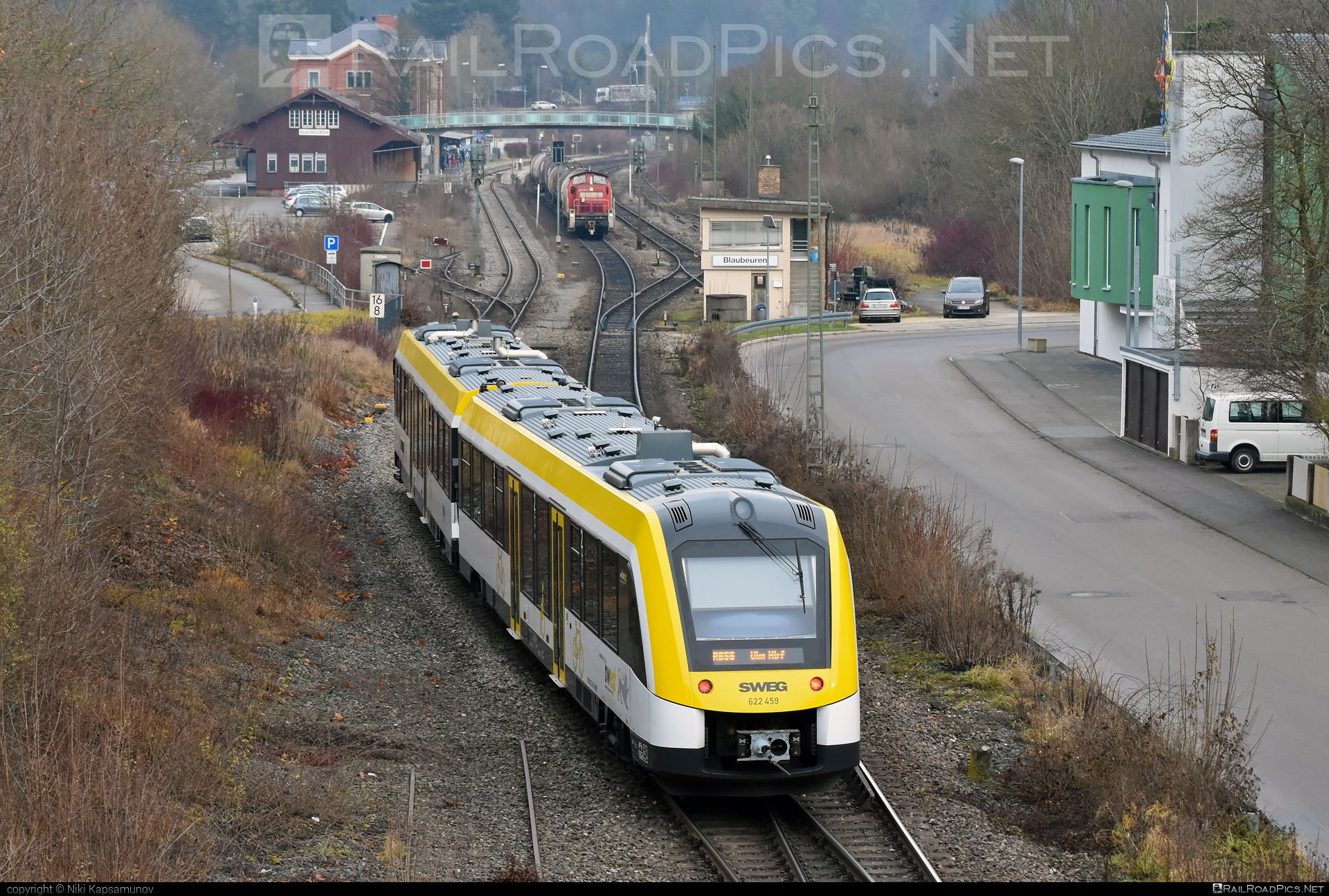 Alstom Coradia LINT 54 - 622 459 operated by Südwestdeutsche Landesverkehrs-AG #alstom #alstomcoradia #alstomcoradialint #alstomcoradialint54 #coradialint54 #sweg