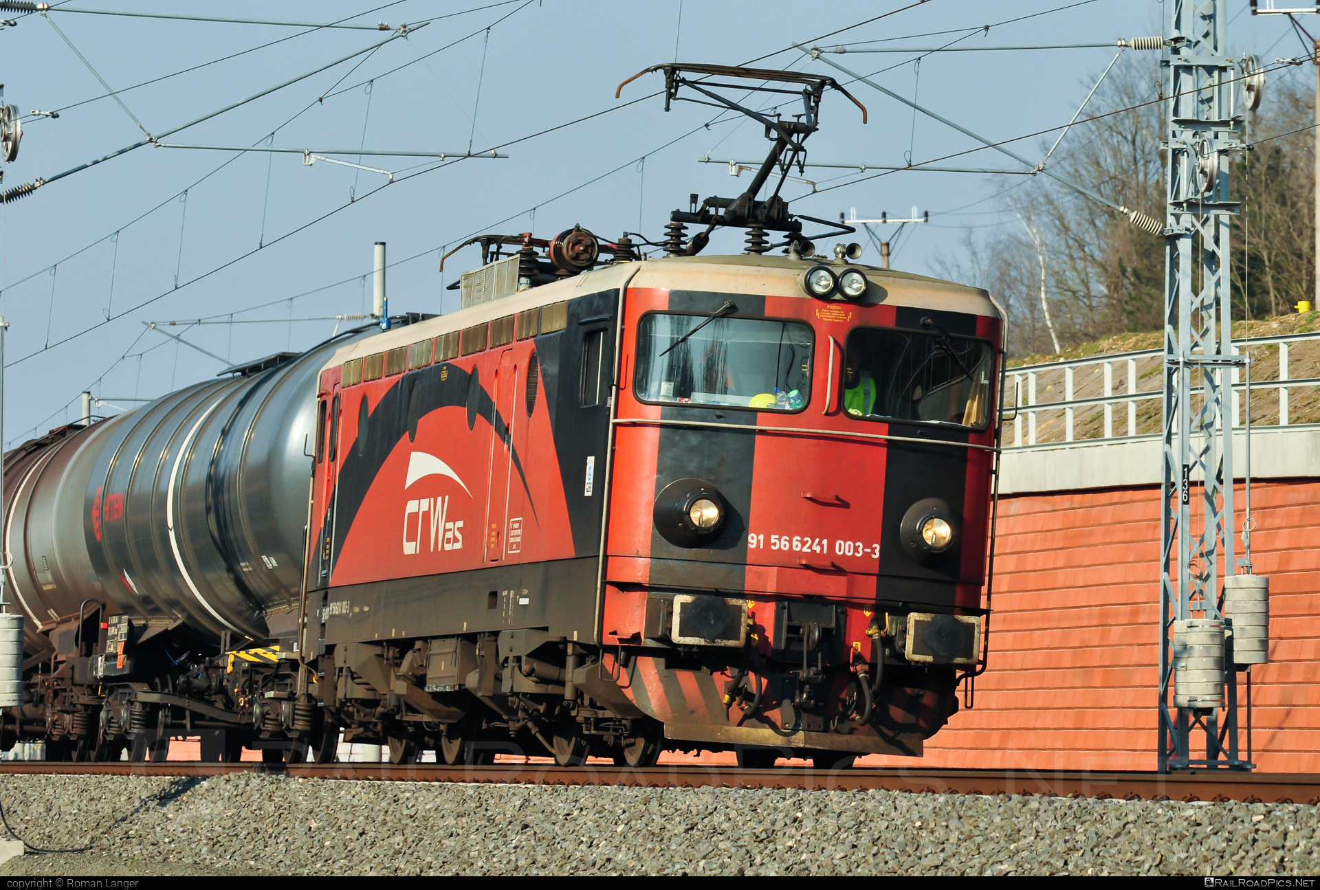 Končar JŽ class 441 - 241 003-3 operated by CENTRAL RAILWAYS s.r.o. #crw #jz441 #koncar #koncar441