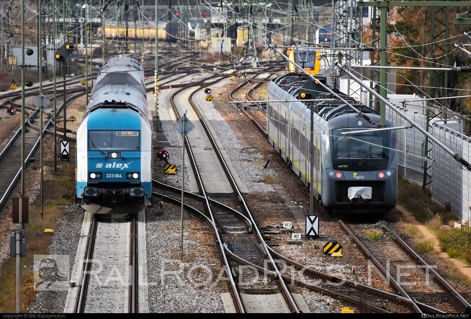 Alstom Coradia Continental - 440 910 operated by Agilis Verkersgesellschaft mbH & Co KG #agilis #agilisverkersgesellschaft #alstom #alstomcoradia #alstomcoradiacontinental