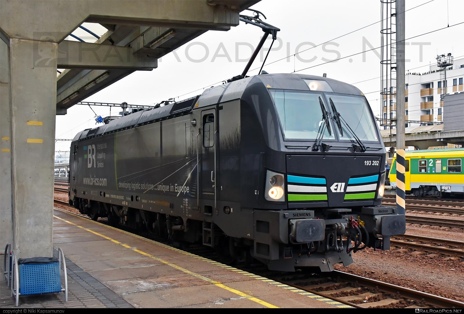 Siemens Vectron AC - 193 202 operated by ecco-rail GmbH #brics #eccorail #eccorailgmbh #ell #ellgermany #eloc #europeanlocomotiveleasing #siemens #siemensvectron #siemensvectronac #vectron #vectronac