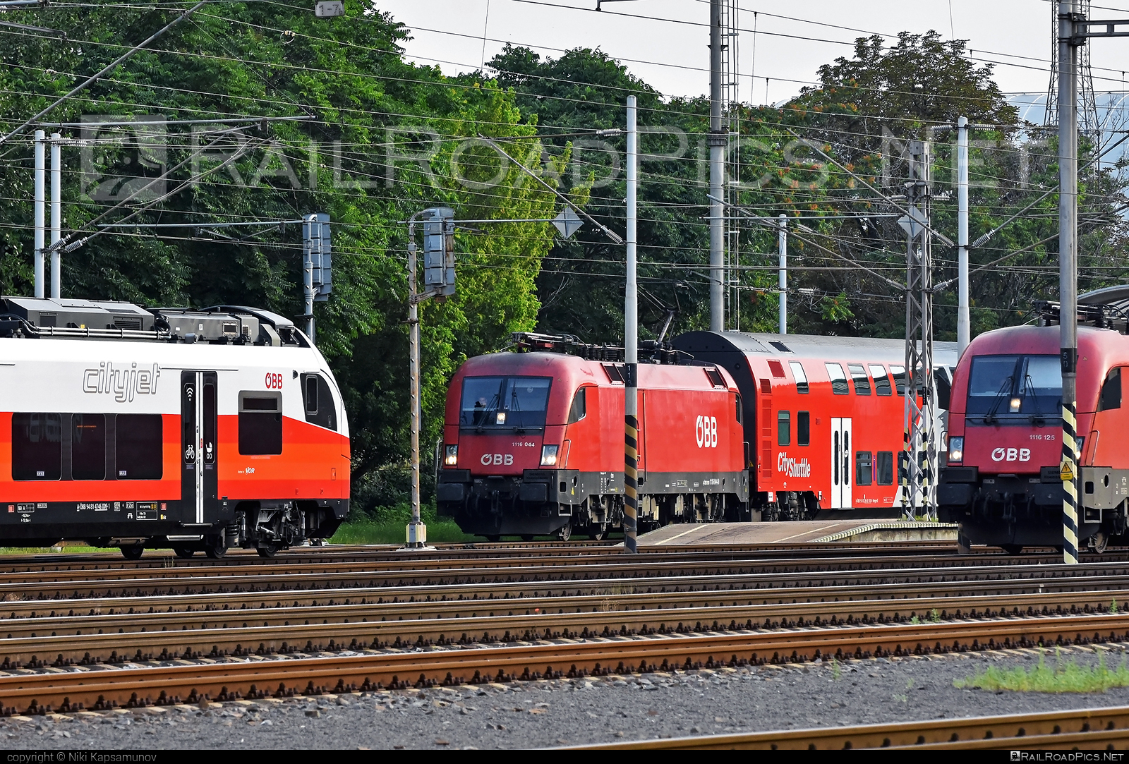 Siemens ES 64 U2 - 1116 044 operated by Österreichische Bundesbahnen #cityshuttle #es64 #es64u #es64u2 #eurosprinter #obb #osterreichischebundesbahnen #siemens #siemenses64 #siemenses64u #siemenses64u2 #siemenstaurus #taurus #tauruslocomotive
