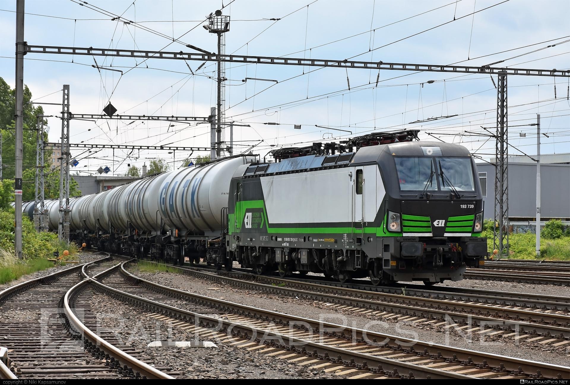 Siemens Vectron MS - 193 739 operated by LTE Logistik und Transport GmbH #ell #ellgermany #eloc #europeanlocomotiveleasing #gatx #kesselwagen #lte #ltelogistikundtransport #ltelogistikundtransportgmbh #siemens #siemensvectron #siemensvectronms #tankwagon #vectron #vectronms