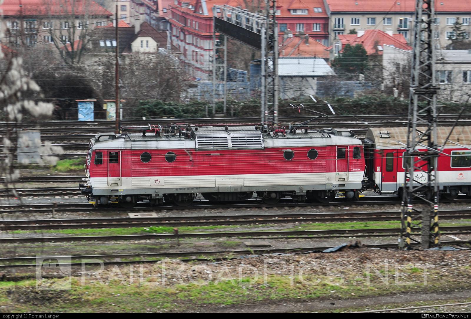 ŽOS Vrútky Class 361.1 - 361 101-9 operated by Železničná Spoločnost' Slovensko, a.s. #ZeleznicnaSpolocnostSlovensko #locomotive361 #locomotive3611 #zosvrutky #zssk