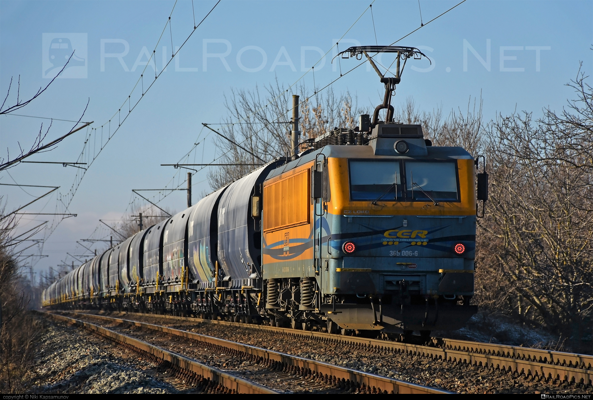 CZ LOKO EffiLiner 3000 - 365 006-6 operated by CER Slovakia a.s. #belgicanka #cer #cersk #cerslovakia #cerslovakiaas #czloko #czlokoas #effiliner #effiliner3000 #sncb12 #sncbclass12