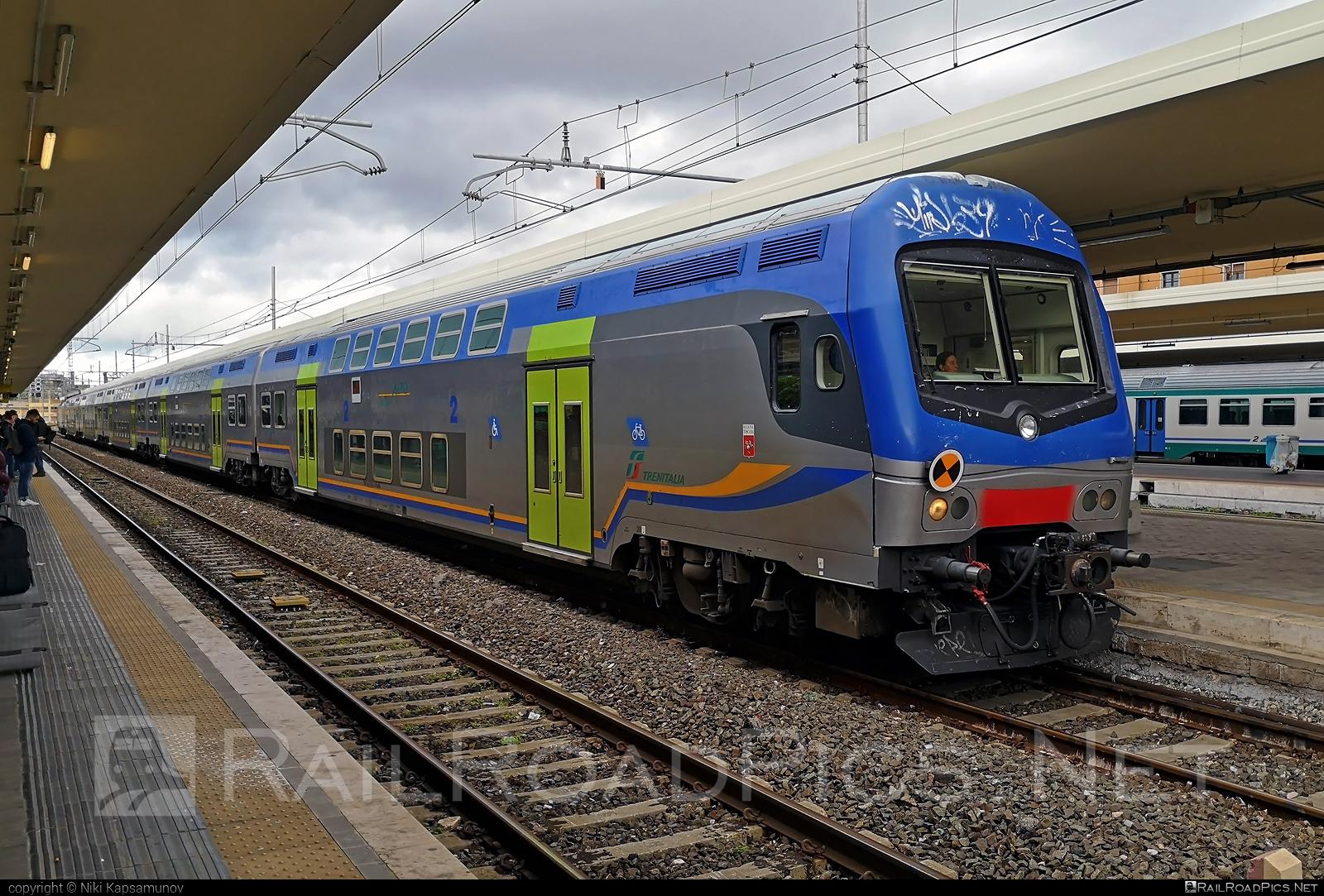 Class B - npBH 26-78 semi-pilot (Vivalto) - 26-78 958-5 operated by Trenitalia S.p.A. #ferroviedellostato #fs #fsitaliane #npbh #trenitalia #trenitaliaspa #vivalto