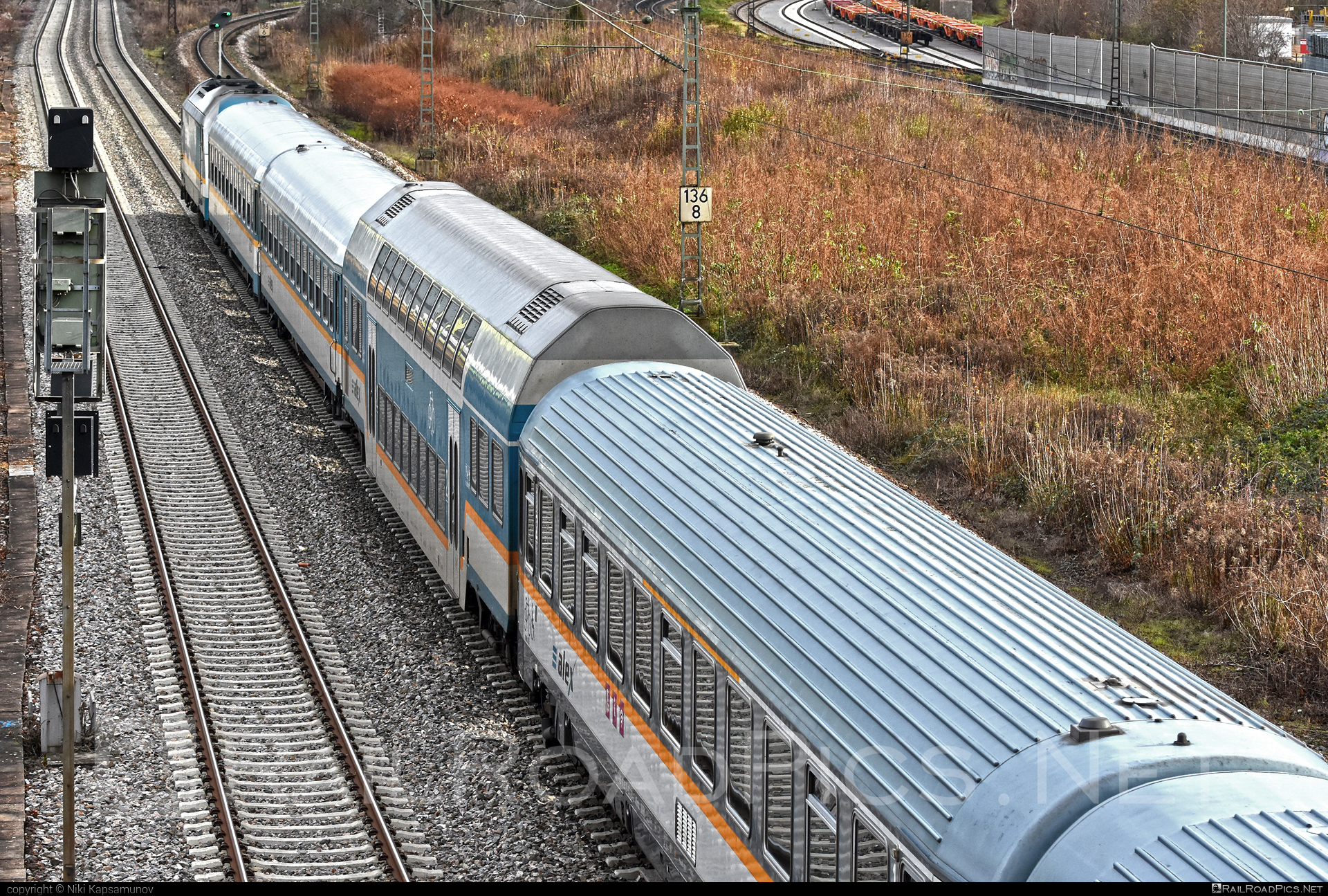Siemens ER20 - 223 064 operated by Die Länderbahn GmbH DLB #alex #dielanderbahn #er20 #er20hercules #eurorunner #hercules #siemens #siemenser20 #siemenser20hercules #siemenseurorunner #siemenshercules