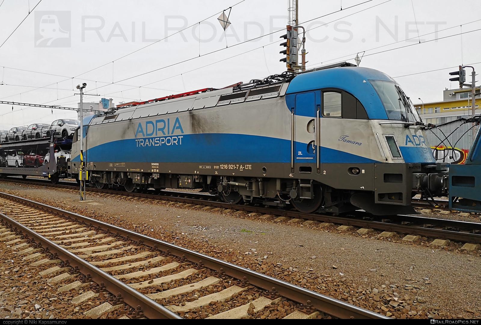 Siemens ES 64 U4 - 1216 921 operated by Adria Transport D.O.O. #adria #es64 #es64u #es64u4 #eurosprinter #gefco #lte #ltelogistikundtransport #ltelogistikundtransportgmbh #siemens #siemenses64 #siemenses64u #siemenses64u4 #siemenstaurus #taurus #tauruslocomotive