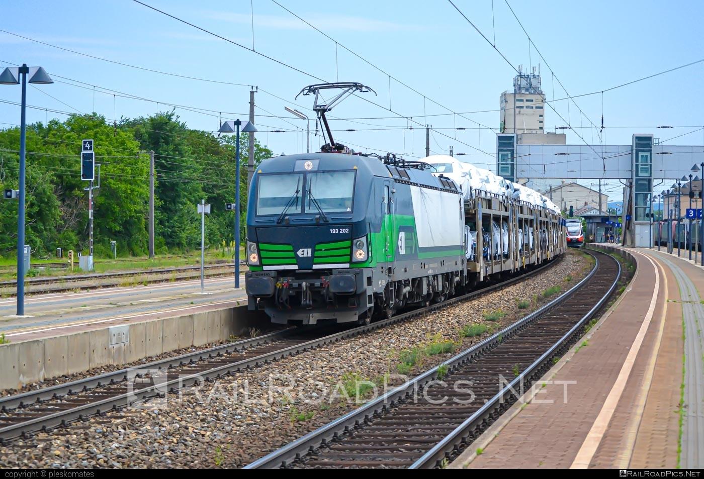 Siemens Vectron AC - 193 202-9 operated by ecco-rail GmbH #ecco-rail #eccorail #eccorailgmbh #ell #ellgermany #eloc #europeanlocomotiveleasing #siemens #siemensvectron #siemensvectronac #vectron #vectronac