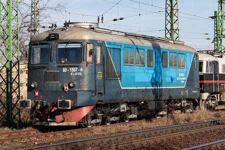 Electroputere Class 60 - 60-1567-6 operated by FLOYD ZRt.