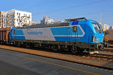 Siemens Vectron AC - 193 250 operated by Voestalpine BWG