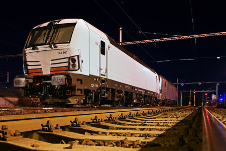 Siemens Vectron MS - 193 961 operated by Unknown