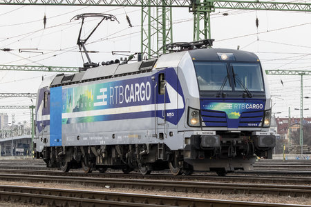 Siemens Vectron AC - 193 810-9 operated by RTB Cargo GmbH
