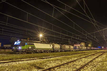Siemens Vectron AC - 193 763 operated by Rail Cargo Carrier - Bulgaria