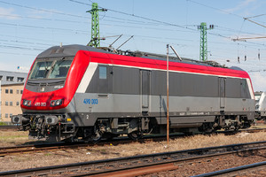 GEC Alsthom SNCF Class BB 36000 `Astride` - 490 003 operated by Akiem SAS