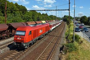 Siemens ER20 - 2016 023 operated by Österreichische Bundesbahnen