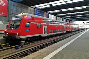 Class DAB - DABpbzfa 762 - 80-35 362-8 operated by DB Regio AG