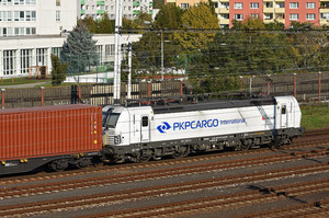 Siemens Vectron MS - 383 053 operated by PKP CARGO INTERNATIONAL a.s.